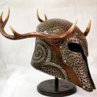 Женский древний нордский шлем