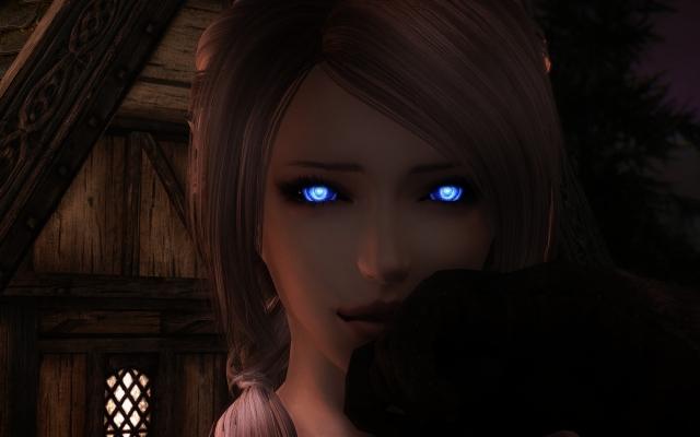 Нолдоквента: Неистовый. Часть 3. Тайна синих глаз.