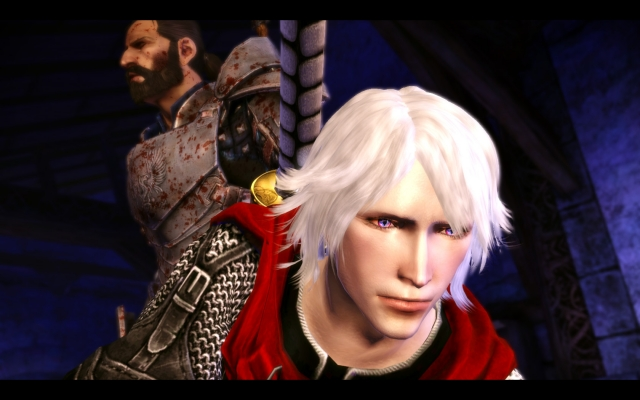 Dragon May Cry: Хайевер. Часть 3. Побег