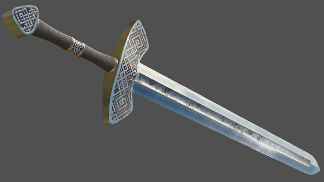 Viking Line Sword (2020-04-10)