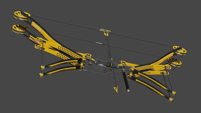 Hunting Bow (2020-08-22)