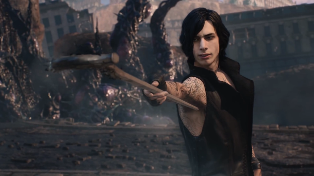 Devil May Cry 5, part 1