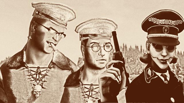 Фото из архива международной разведки Скурима
