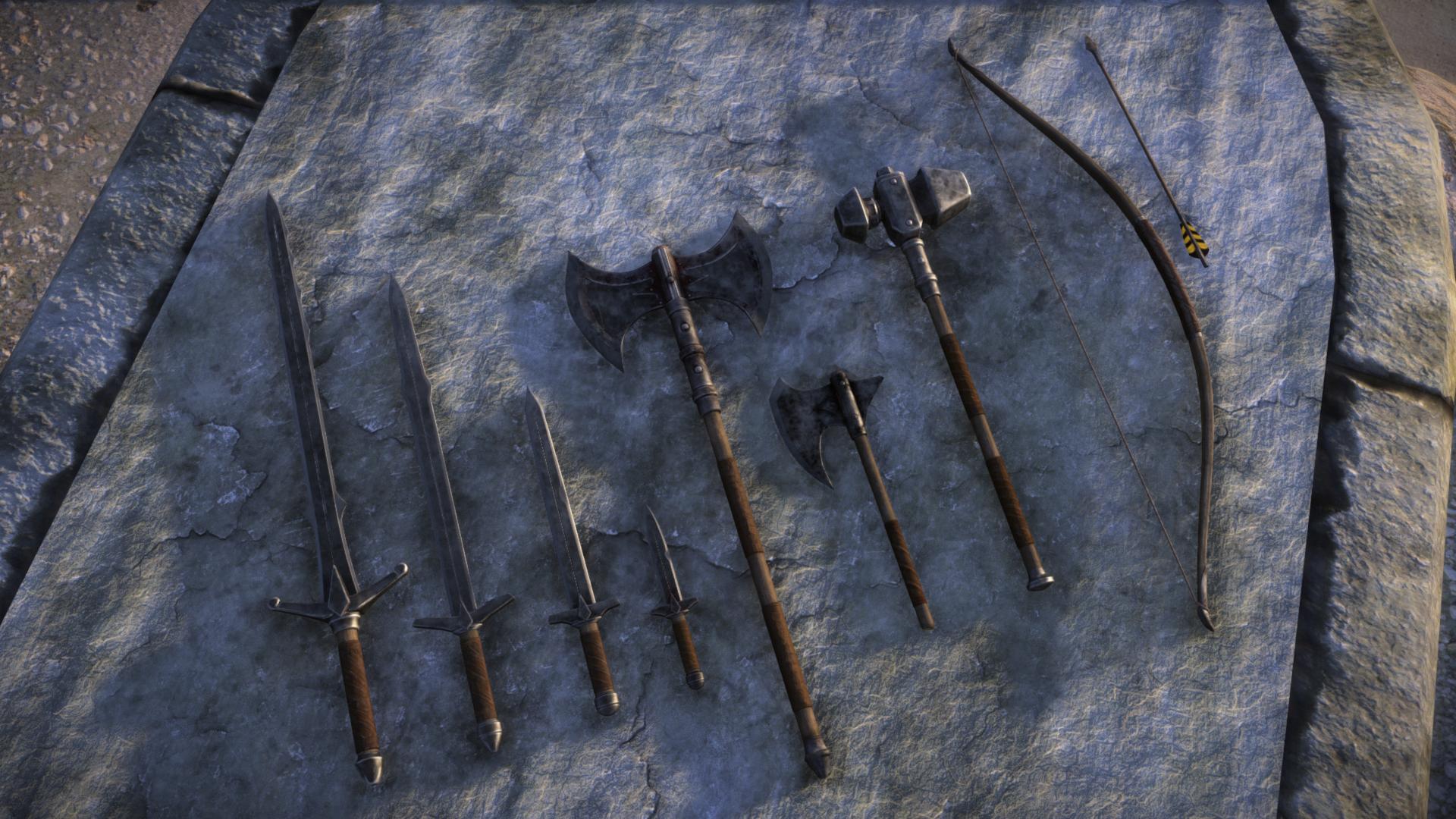 Железное оружие