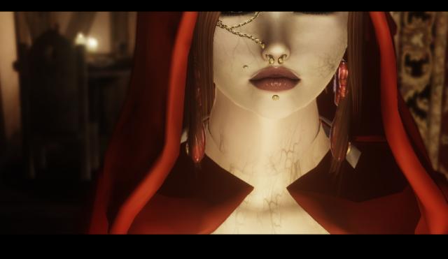 Красная шапочка, ага