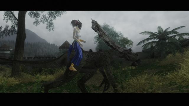 Интересная лошадка