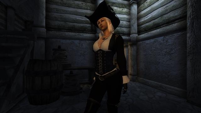 Oblivion капитан Молли