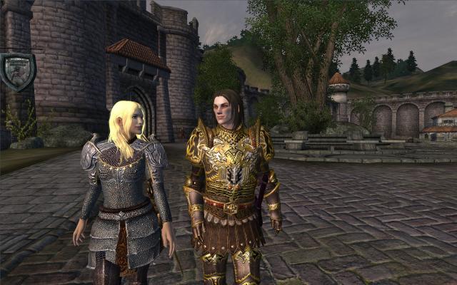 Чемпион Сиродила и Вилья