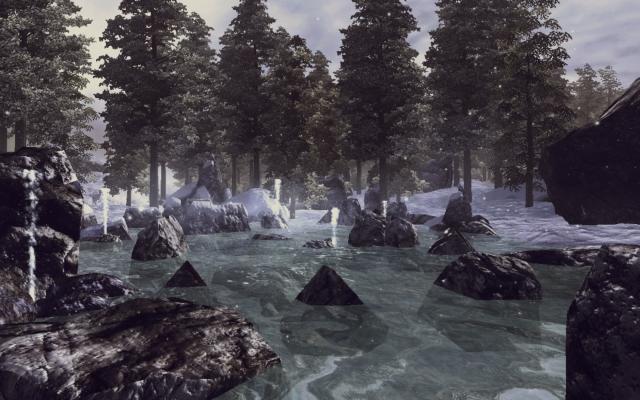 Волчья долина