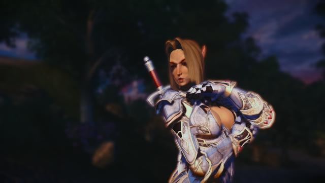 Clearinnight the war maiden