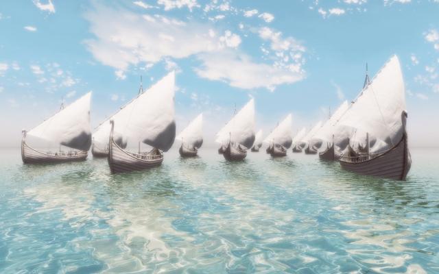 Эльфийский флот