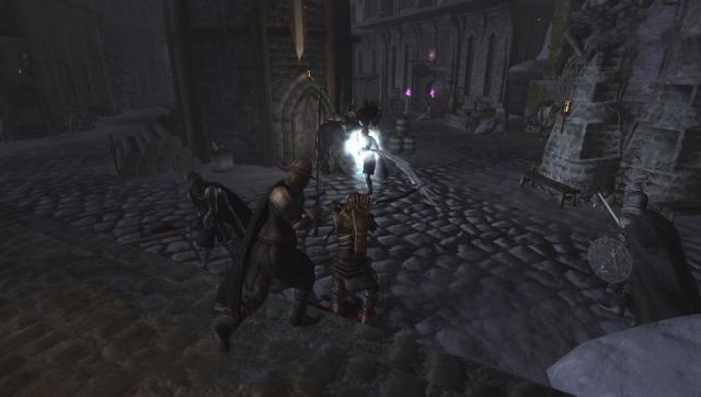 Злым стражникам - злой воин