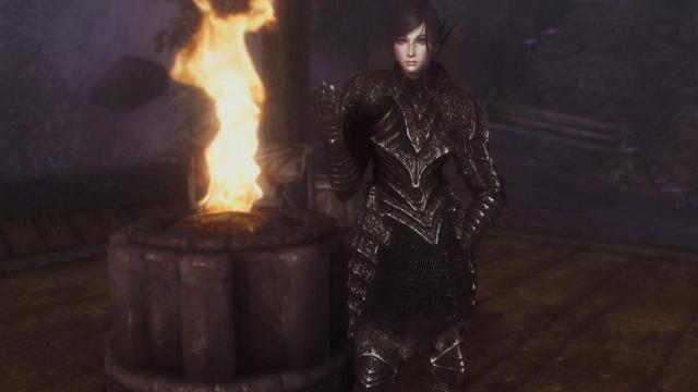 Black Knight Set Test