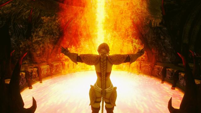 Пламя Обливиона