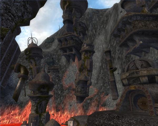 Dwemer Ruin (1)