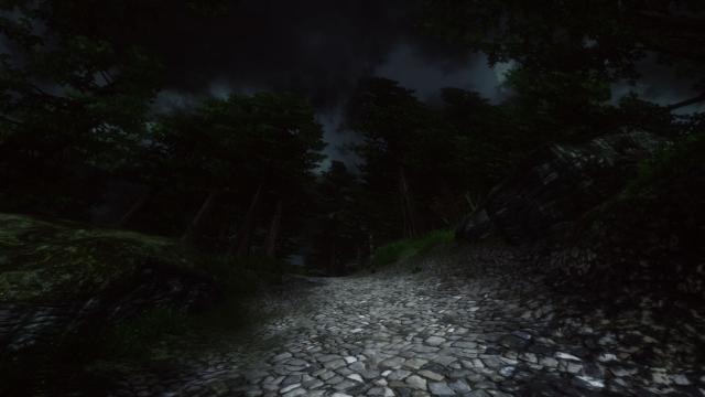 Мрачная погода