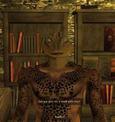 Представитель расы Паатру.