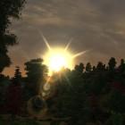 Западный Вельд на закате..))