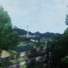 Вид на Имперский город