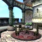 Секретный балкончик в замке Анвил