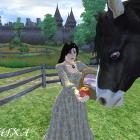 Яблочко для лошадки