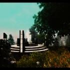 Oblivion пейзаж