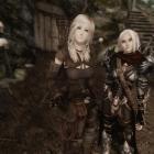 Sasha and Revy