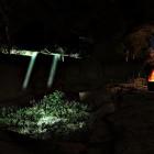 В пещере Бладмейн