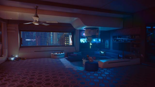 V's Apartment