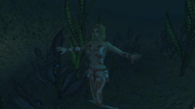 Белле русалка - кои