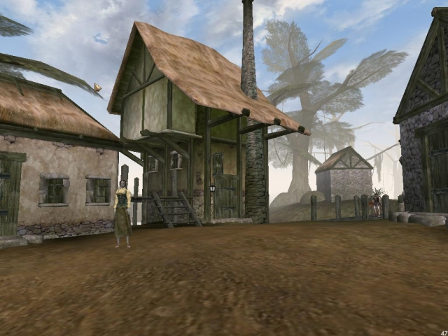 Старый добрый Morrowind