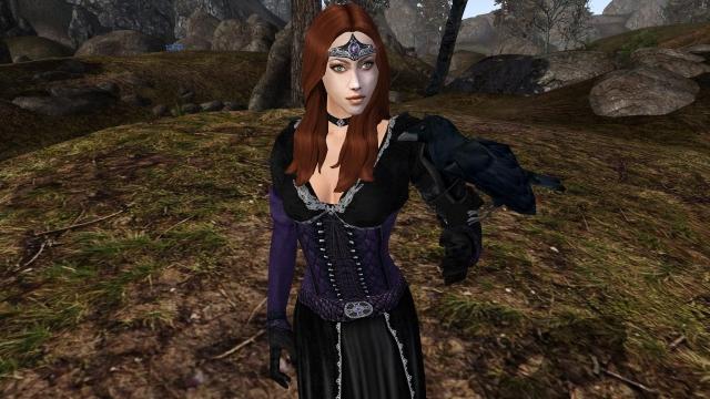 Ведьма и ворон