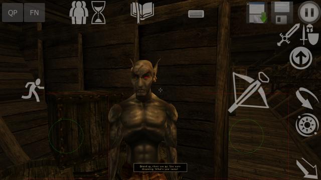 Ну что, Morrowind на Android?