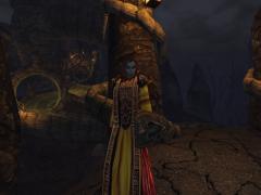 Мерида - рыжая волшебница Телванни