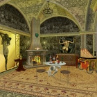 Один из уголков замка Неревары...:)