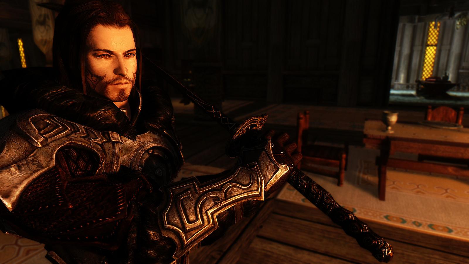 Артефакт получил прозвище вампир из-за своих магических свойств: каждый раз, когда этим клинком противнику
