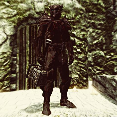 Molag Bal warrior