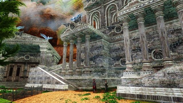 Ривервуд в Римском стиле
