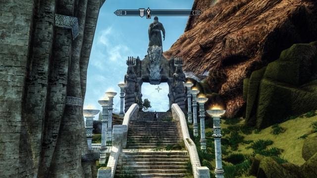 Высокий Хротгар в Вавилонско-Шумерском стиле