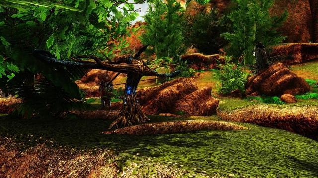 Баллиста из Heroes of Might and Magic VII. Тест внедрения в игру сторонних боевых машин. Баллиста полностью рабочая.