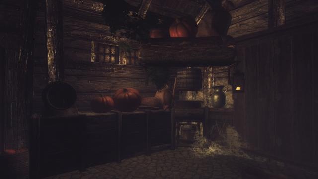 Это дом моей Лесной Ведьмы