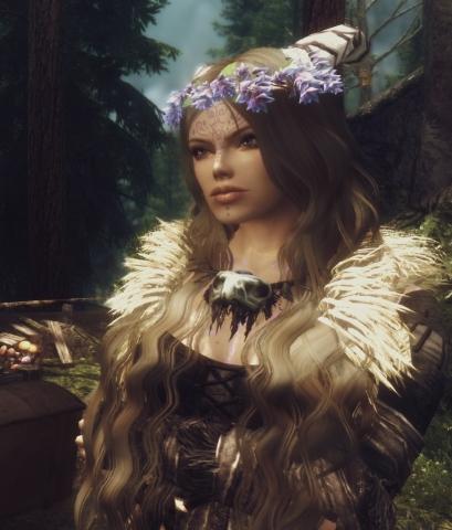 Моя Лесная ведьма