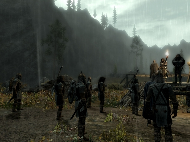 пред битвой