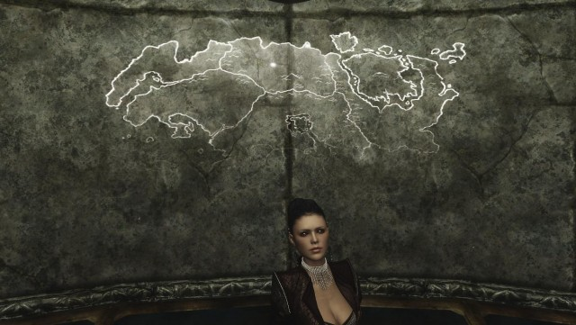 Проекцыя мира Скайрима
