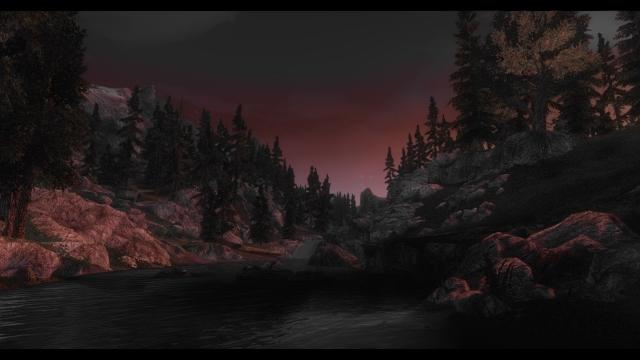 Наступает ночь и на охоту выползают вампиры