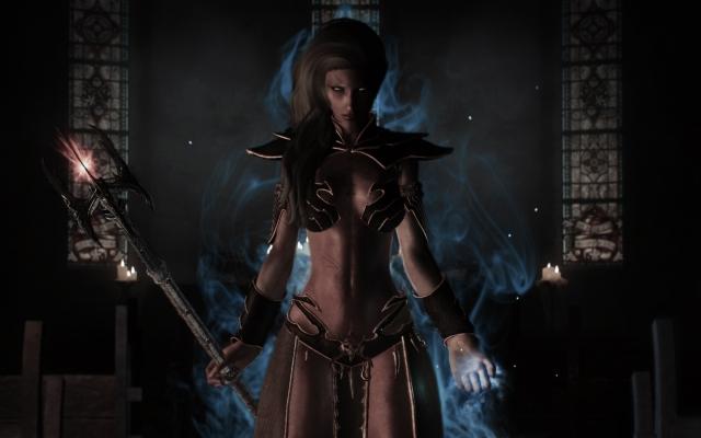 Темная магесса