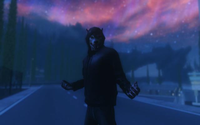 Волчья гопота