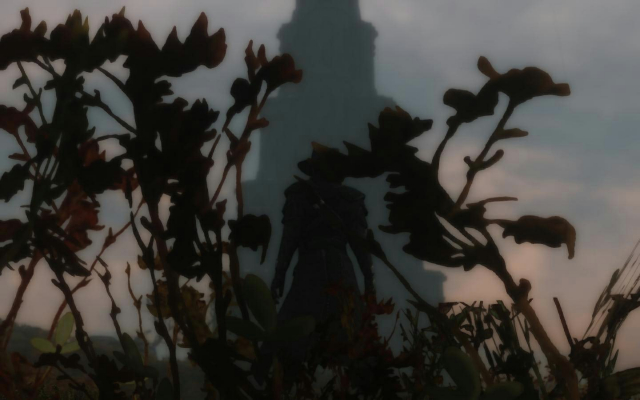 Чайльд Роланд к Тёмной Башне пришёл.