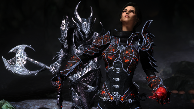 Daedra Huntress