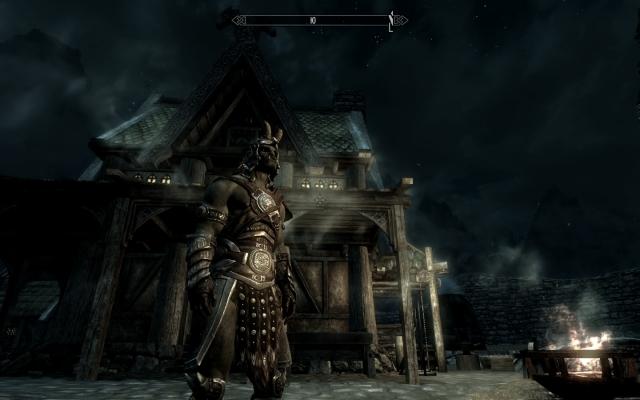 Броня героя орков из одноименной игры.